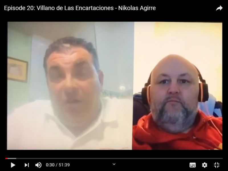 Episode 20: Villano de Las Encartaciones - Nikolas Agirre
